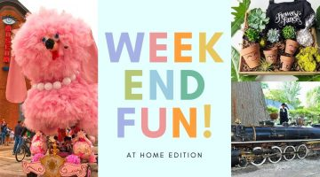 10 Things to Do with Kids at Home This Weekend