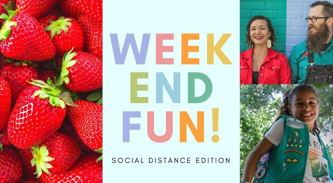 HEADER - WEEKEND FUN - May 21