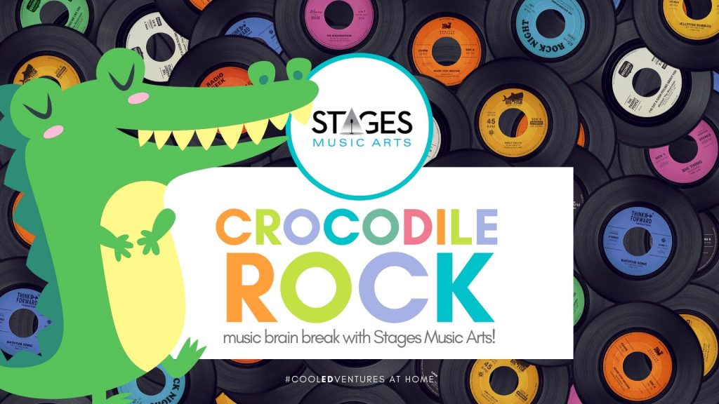 Crocodile Rock with Stages