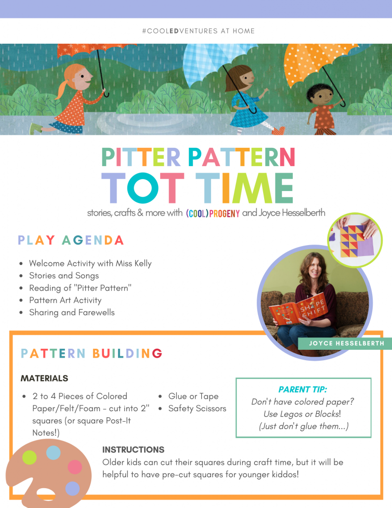 Tot Time - Pitter Pattern