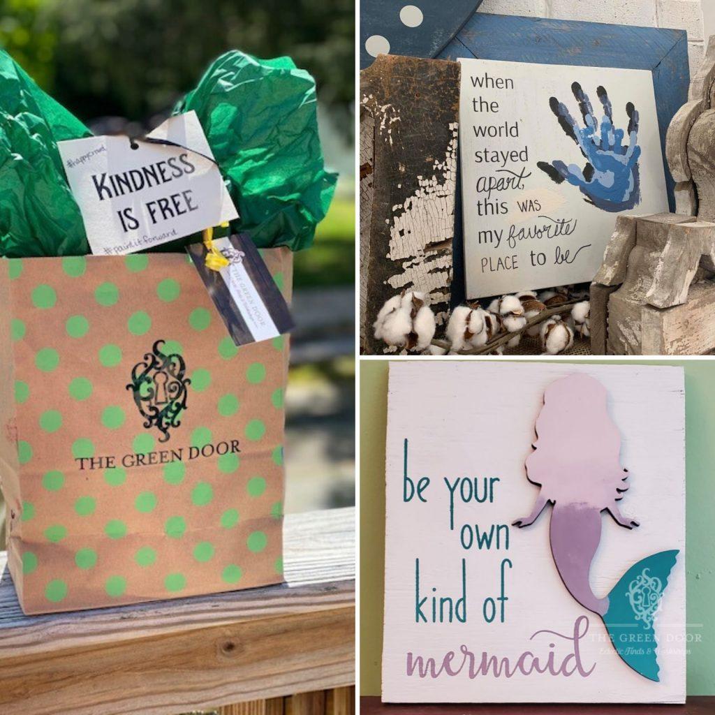 DIY Kits from The Green Door