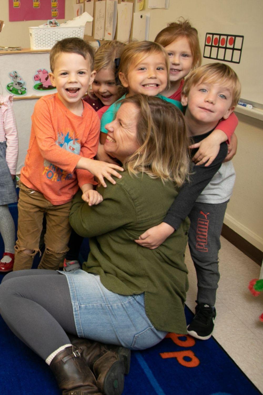 Grace Preschool | Photo by Wendy Hickok