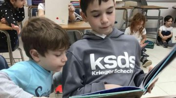 KSDS-Goldsmith Buddy Program