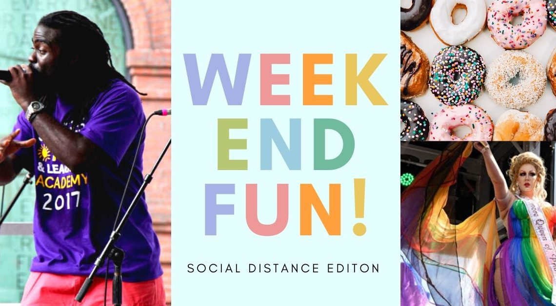 WEEKEND FUN - June 5-7