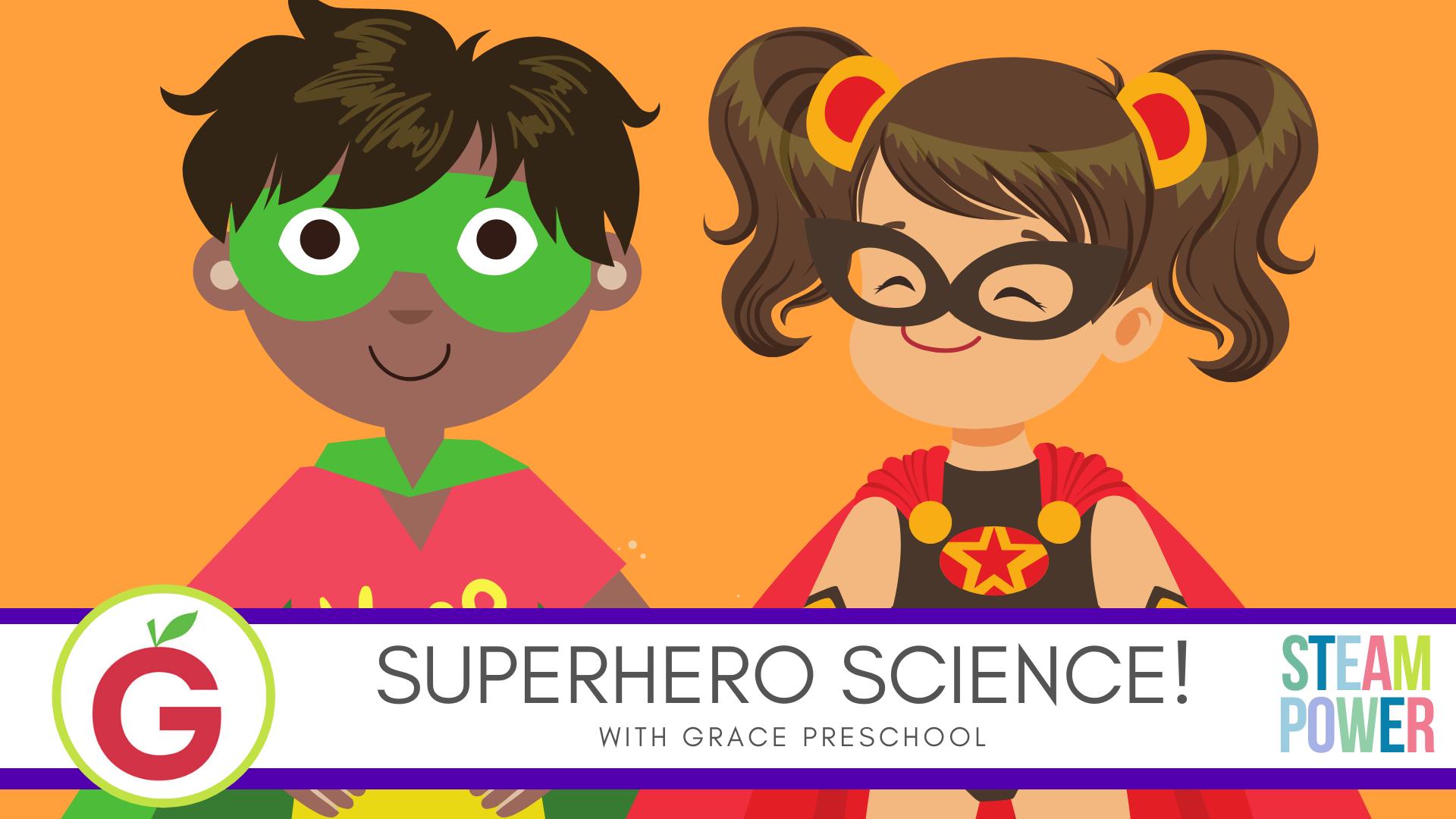 Superhero Science
