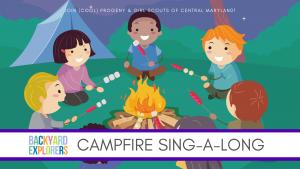 EDVENTURE   Campfire Sing-A-Long