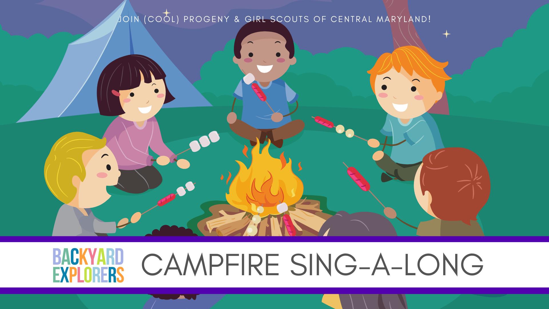 EDVENTURE | Campfire Sing-A-Long