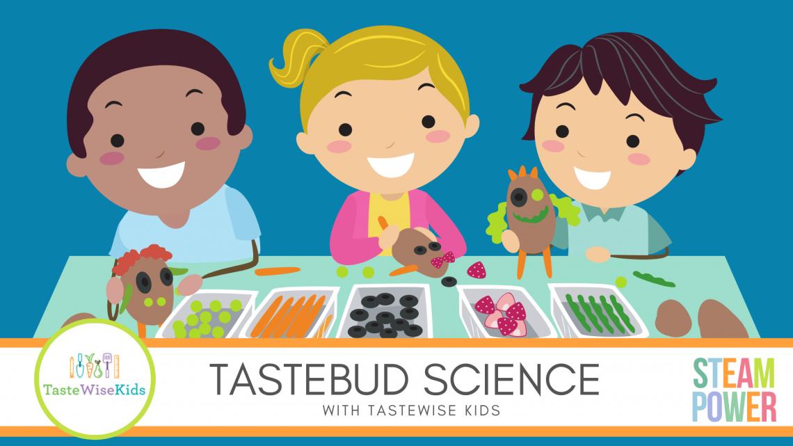 Tastebud Science