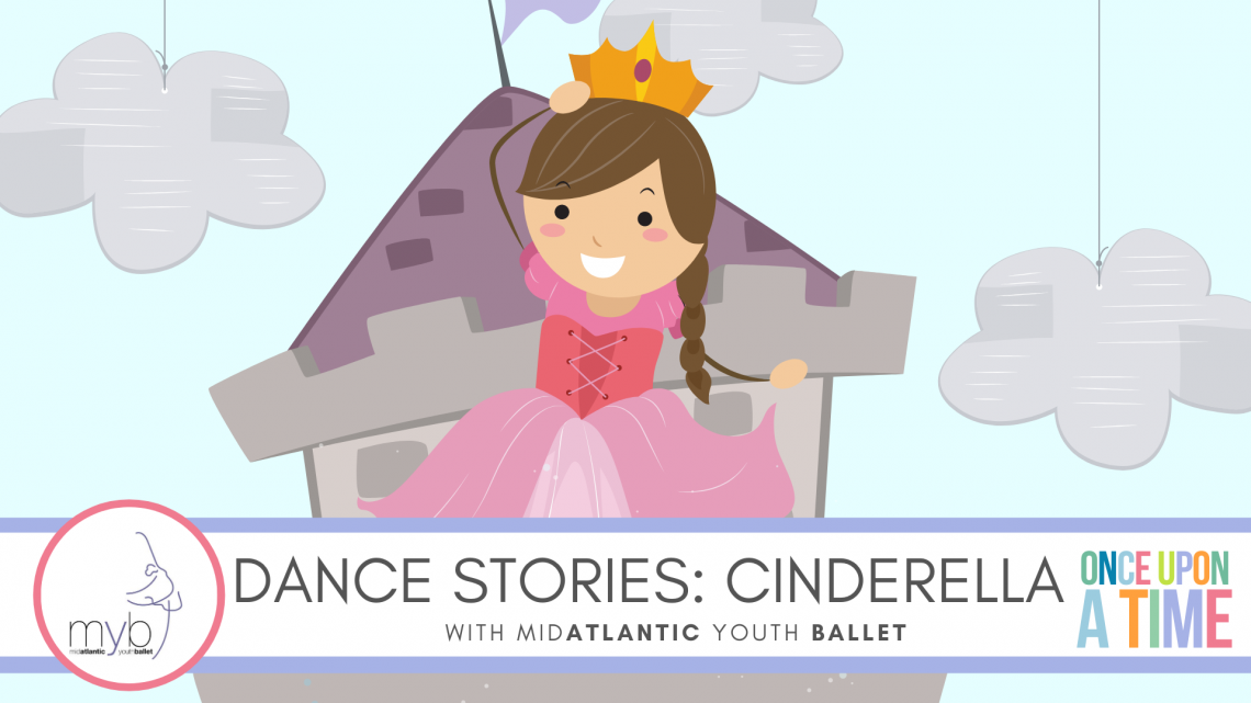 EDVENTURE | Dance Stories Cinderella