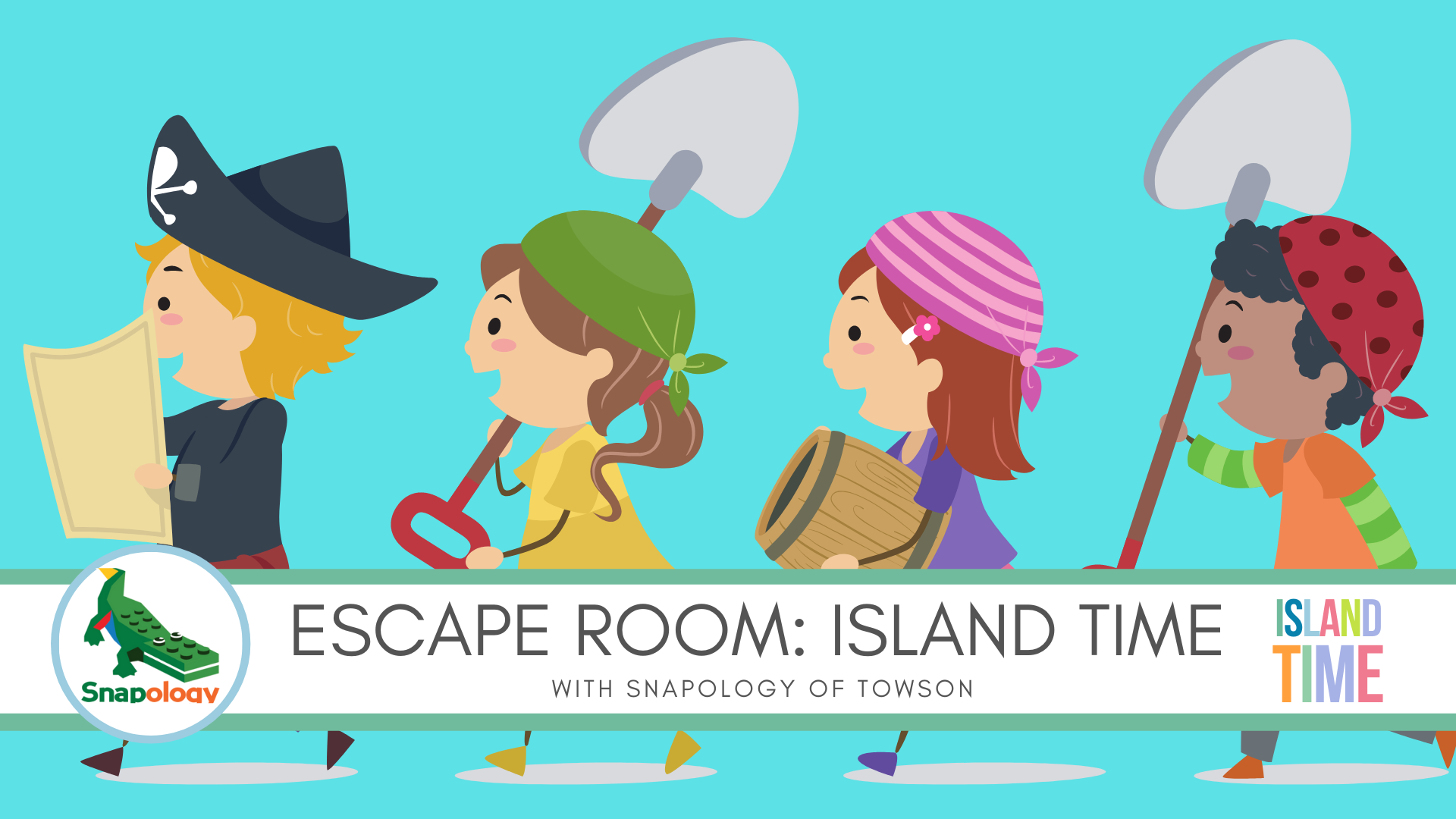 Edventure : Island Escape Room