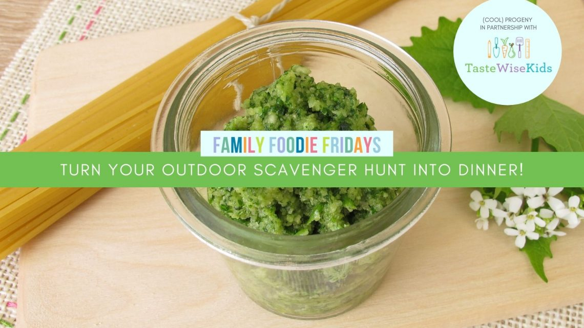 Family Foodie Friday - Tastewise Kids