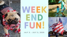 HEADER - WEEKEND FUN - July 2
