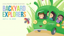 Backyard Adventures Week