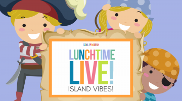 Lunchtime Live - Island Vibes