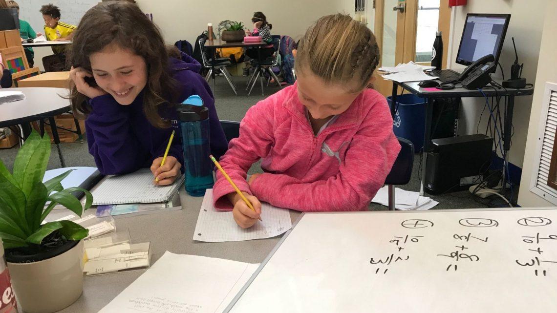 SCHOOL SPOTLIGHT   Greenspring Montessori