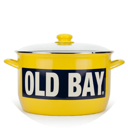Old Bay Stockpot by Golden Rabbit