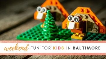 Weekend Fun for Kids in Baltimore - November 20-22