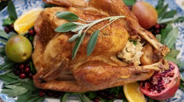 Where to Order Thanksgiving Dinner