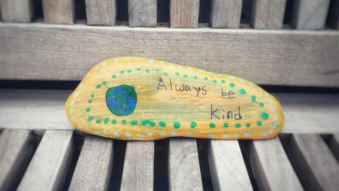 KindnessClub - Kindness Rocks