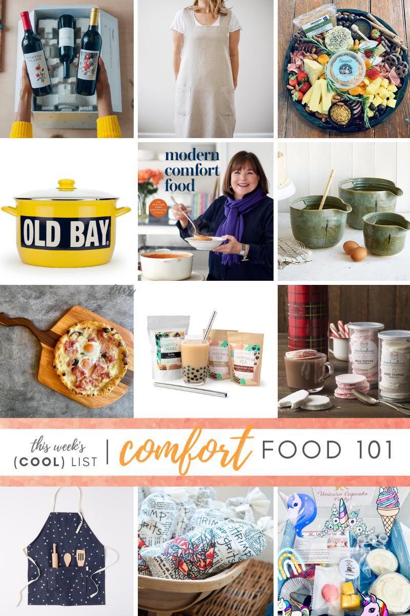 The Cool List: Comfort Food 101