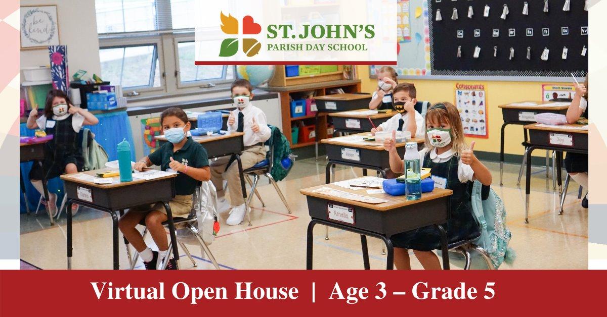 SJPDS Virtual Open House