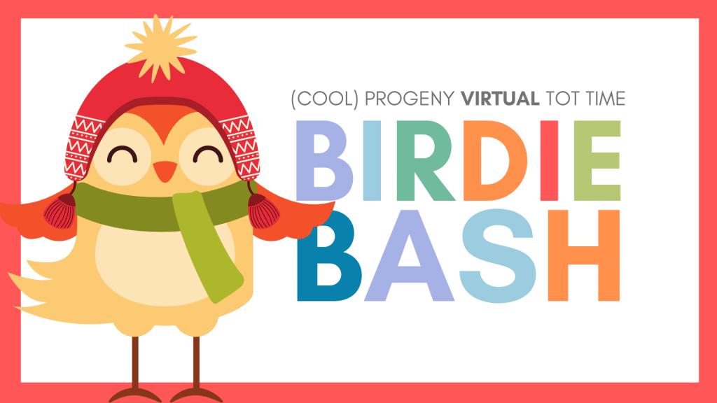 Virtual Tot Time   Birdie Bash
