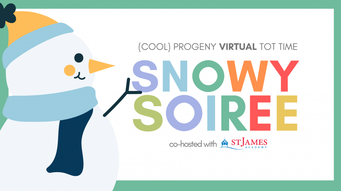 VIRTUAL TOT TIME | Snowy Soiree