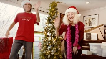 Milkshake Launches New Christmas Song