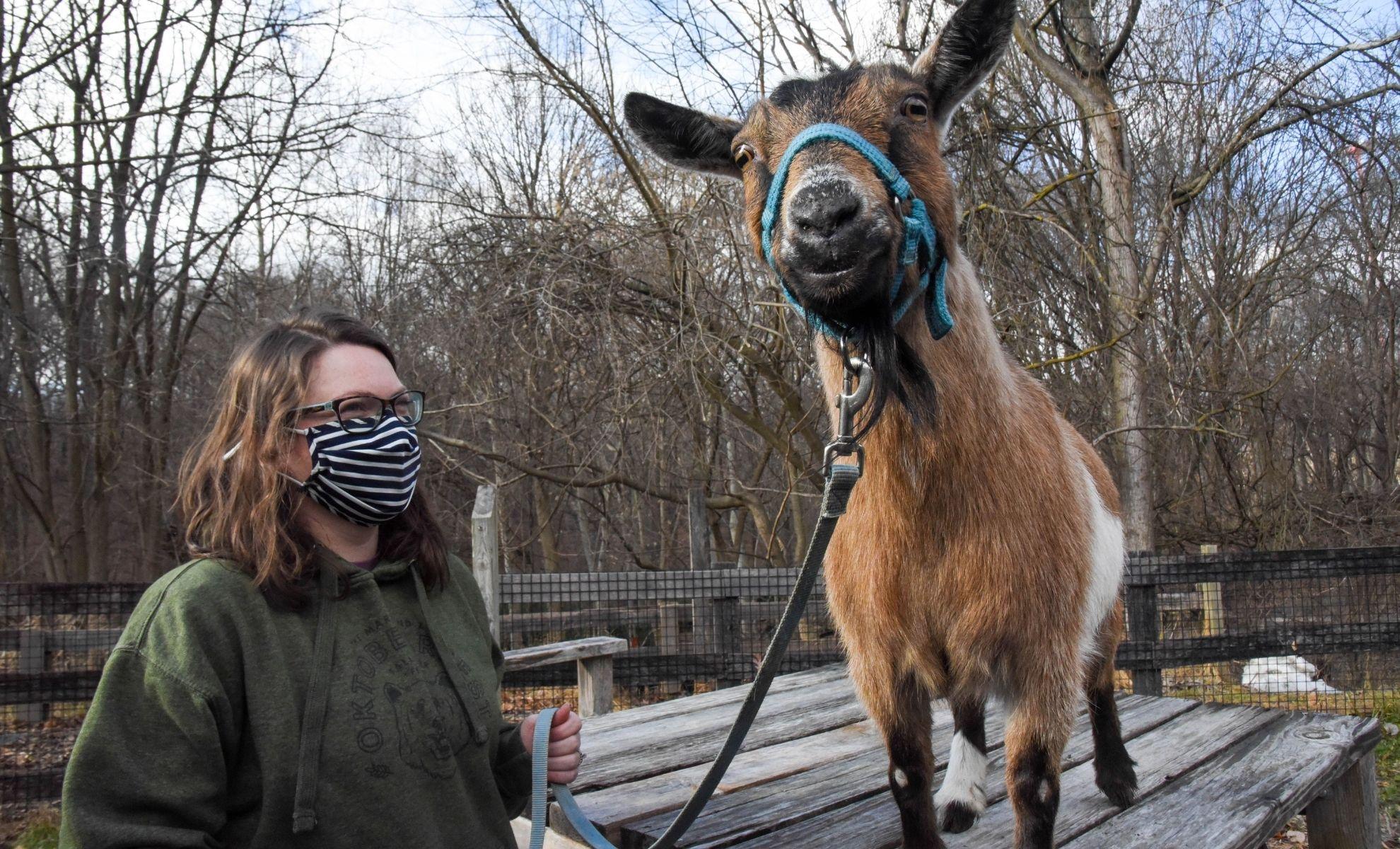 Maryland Zoo New Experiences