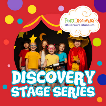 Port Discovery Discovery Stage Series