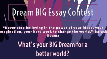 Dream Big Essay Contest