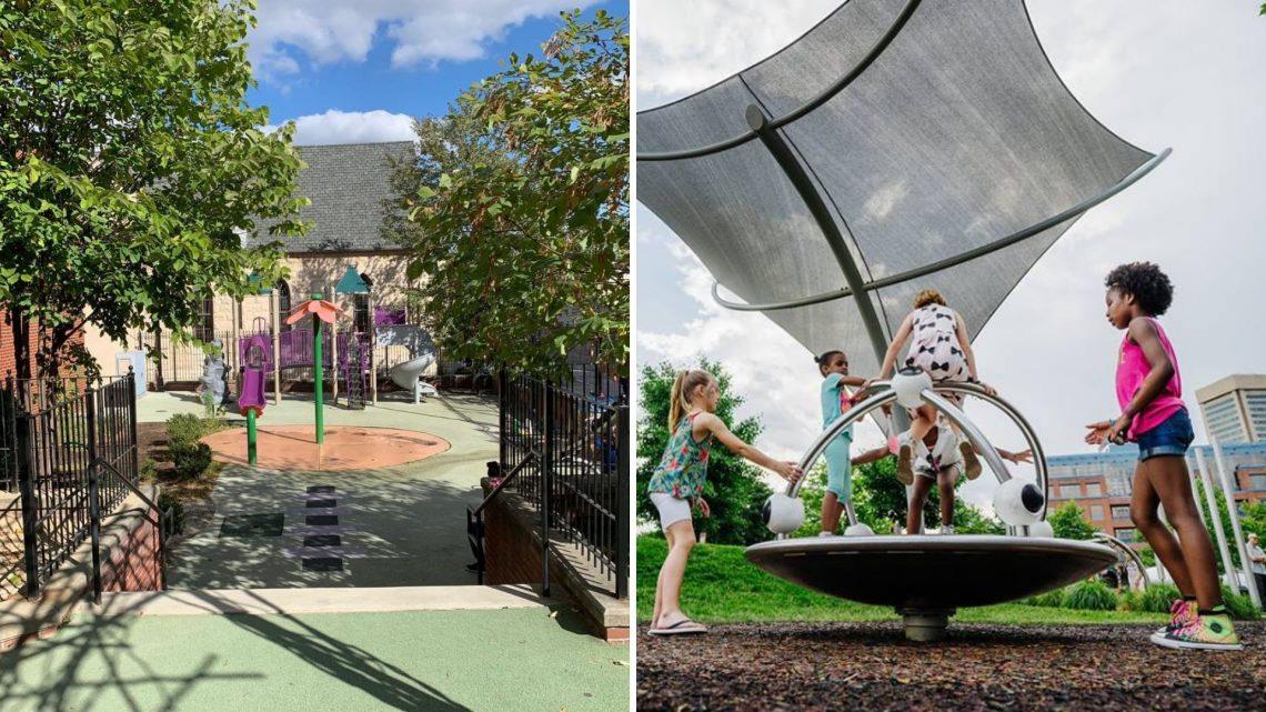 Baltimore Family Alliance Playground Tour