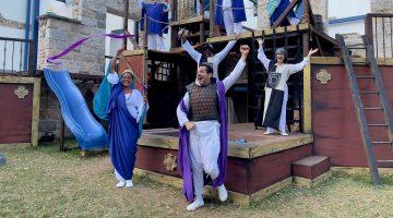 Pericles Chesapeake Shakespeare Co