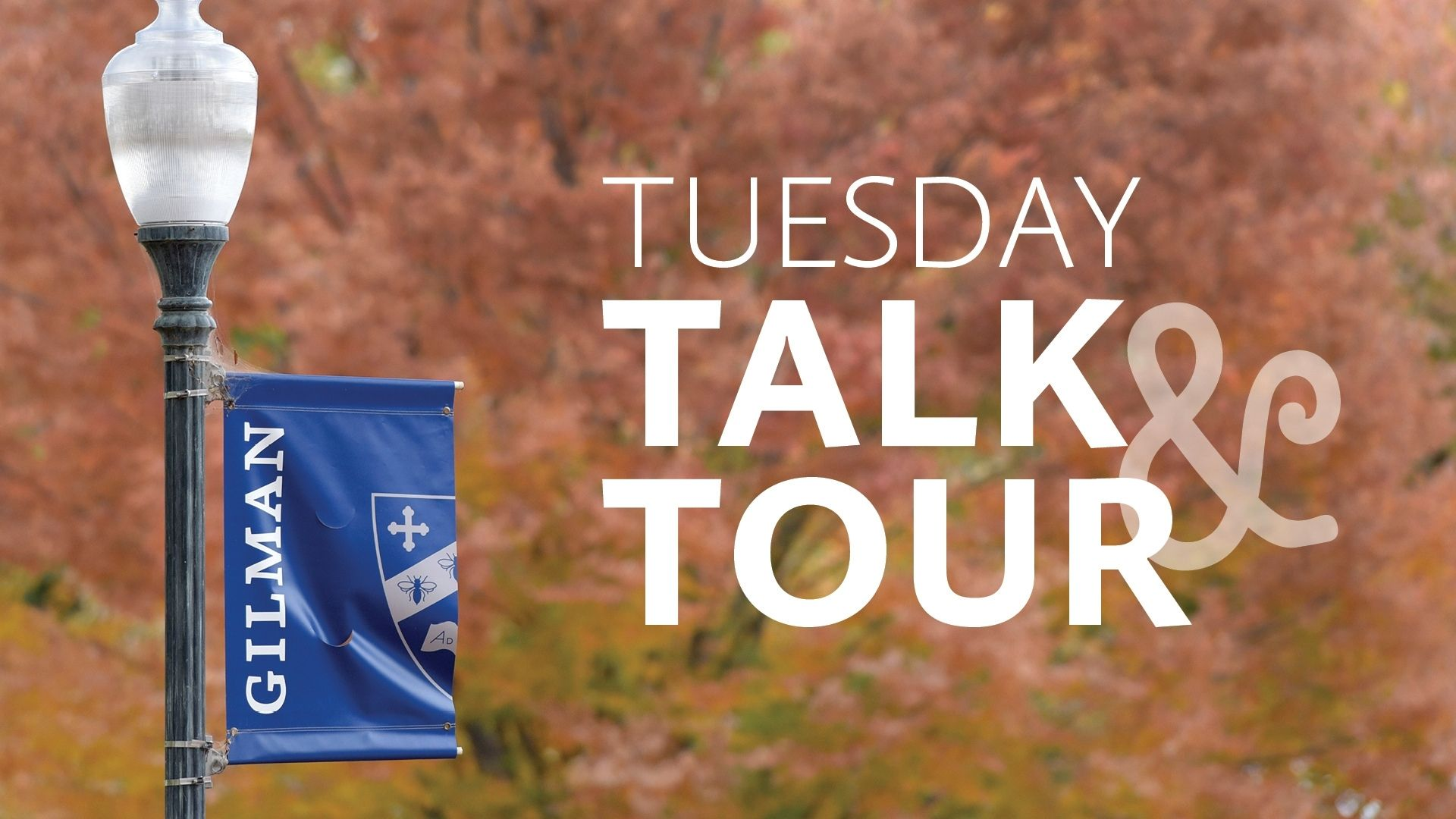 Tuesday Talk and Tour