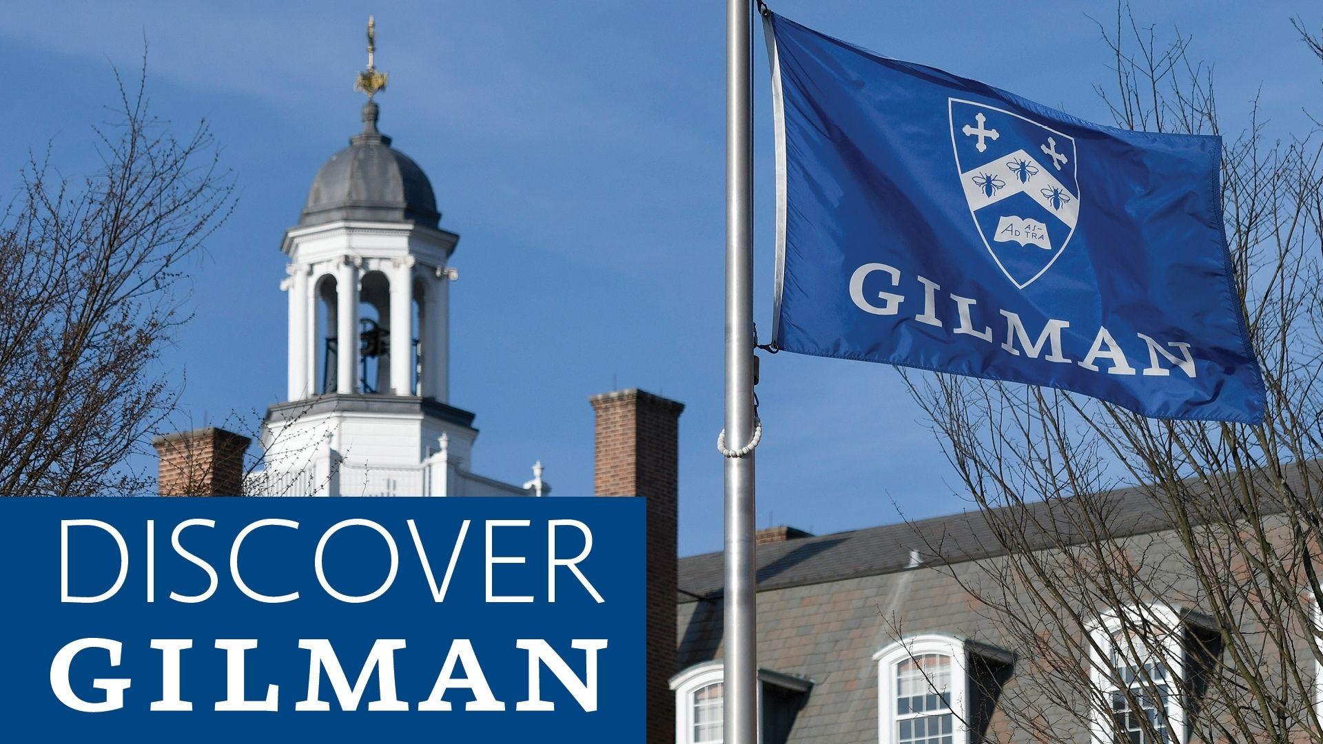 Discover GIlman