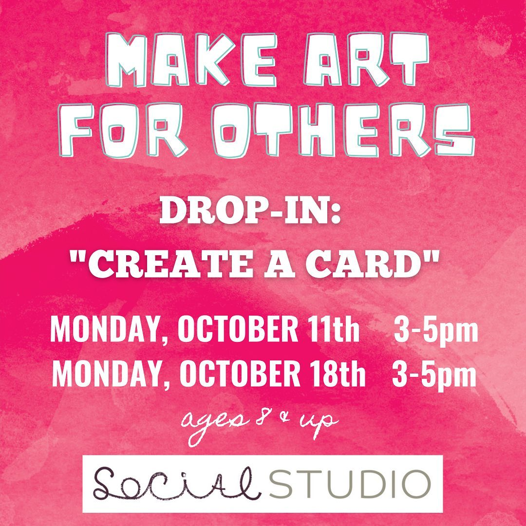 Make Art for Others